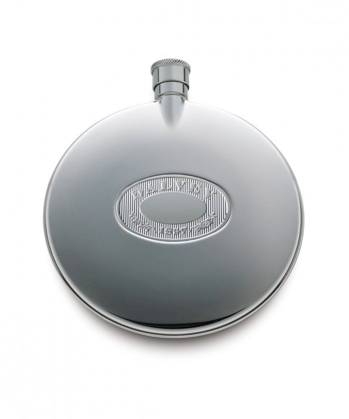 Classic Flask Stainless Detail