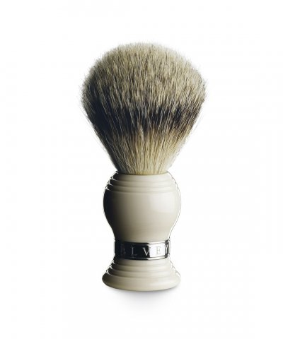 Classic Super Badger Brush Ivory Handle