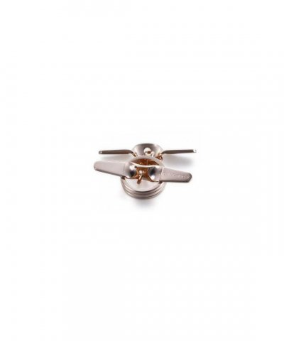 X Propeller Rose Gold